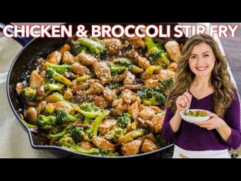 One Pan Chicken and Broccoli Stir Fry | Dinner in 30 Minutes